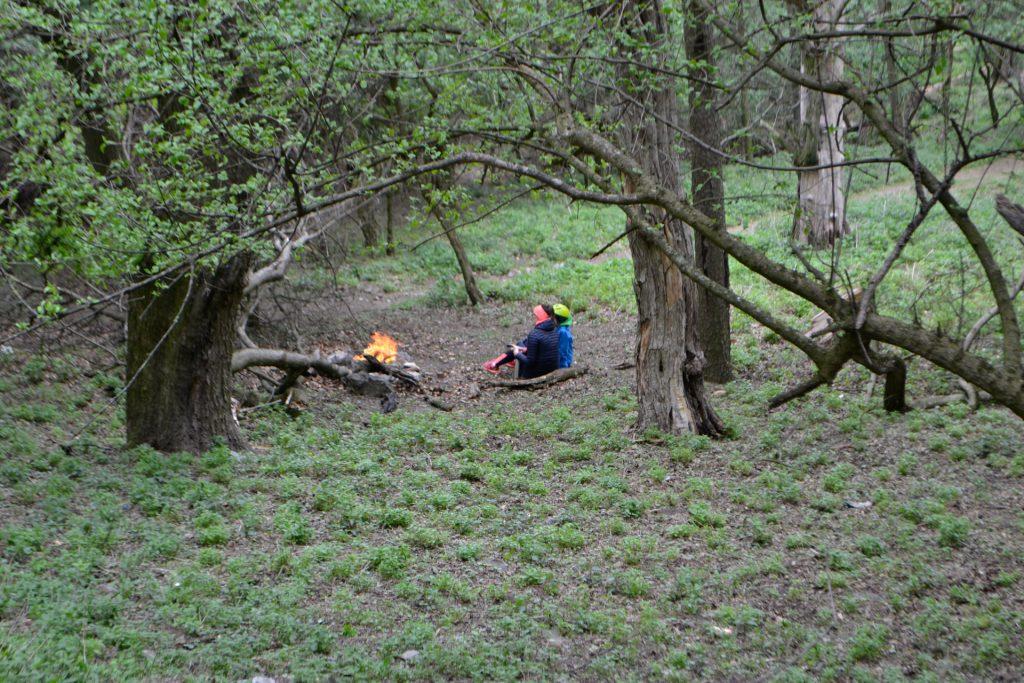 Samašovci aj oheň vyrobili