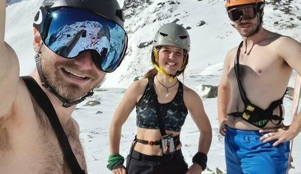 Jarné prázdniny na lyžiach – časť 2.